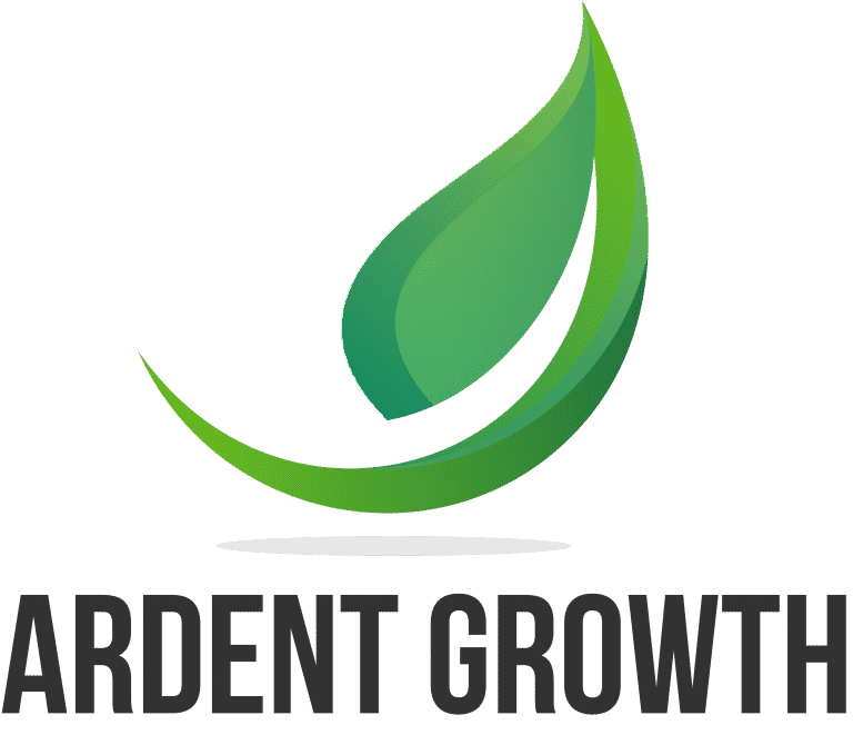 Ardent Growth Digital Marketing Logo
