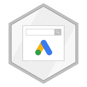 Google Search Ads Certification Badge Skyler