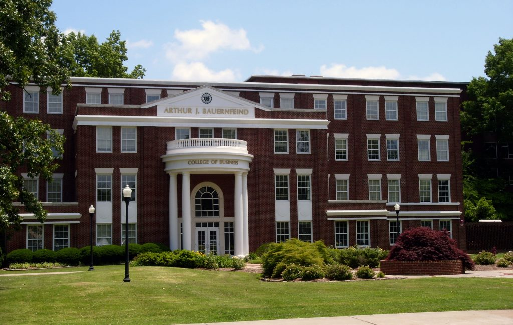 Murray State University Arthur J. Bauernfeind College Of Business
