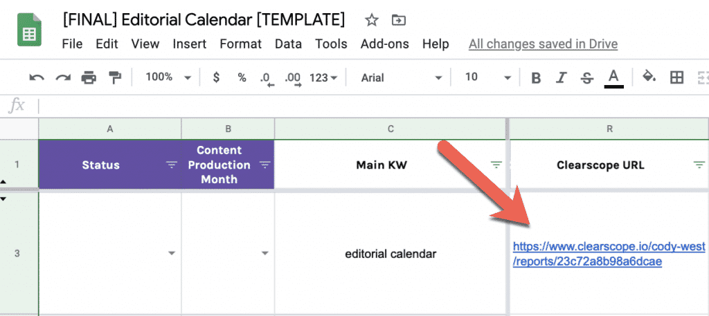 How to Build a Data-Driven Editorial Calendar for SEO [with Template] 23