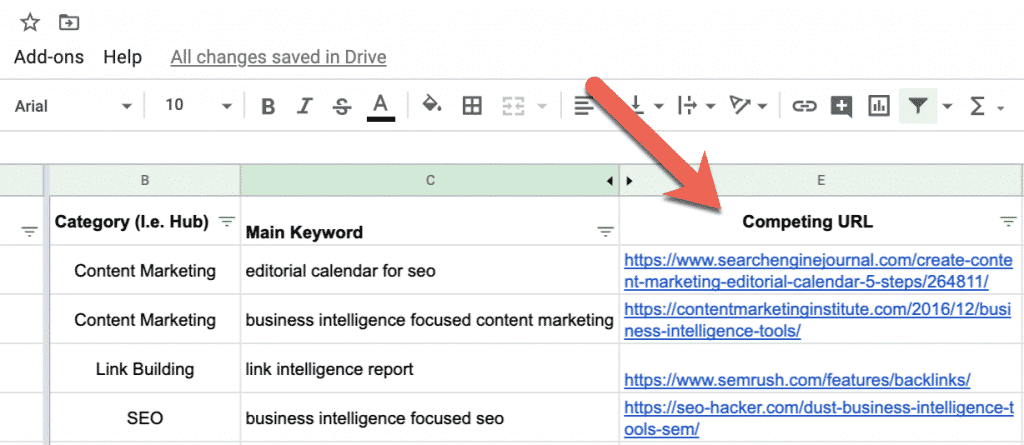 How to Build a Data-Driven Editorial Calendar for SEO [with Template] 29