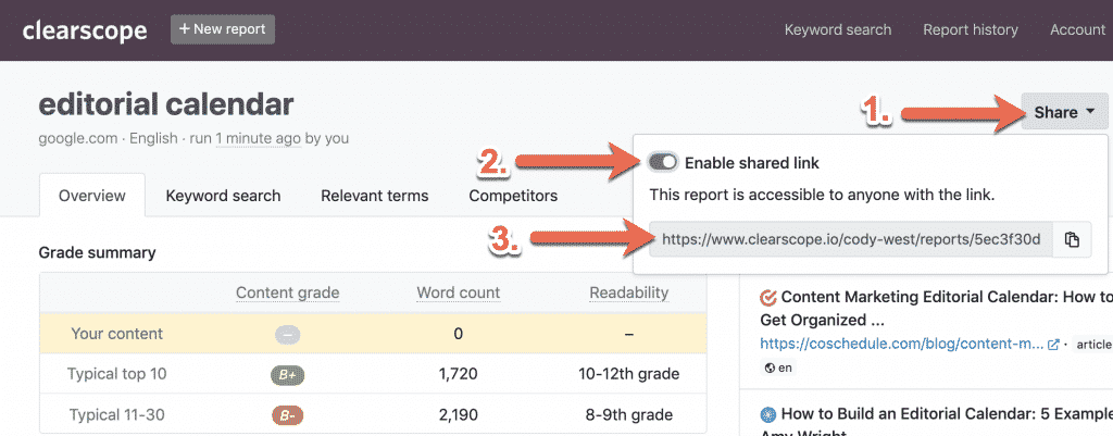 How to Build a Data-Driven Editorial Calendar for SEO [with Template] 22
