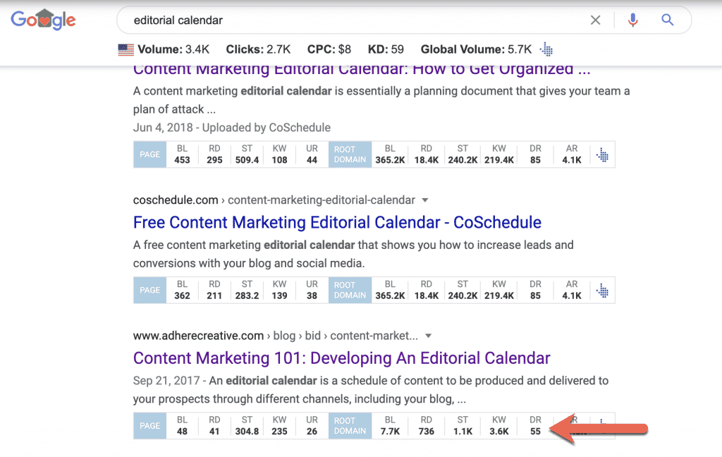 How to Build a Data-Driven Editorial Calendar for SEO [with Template] 4