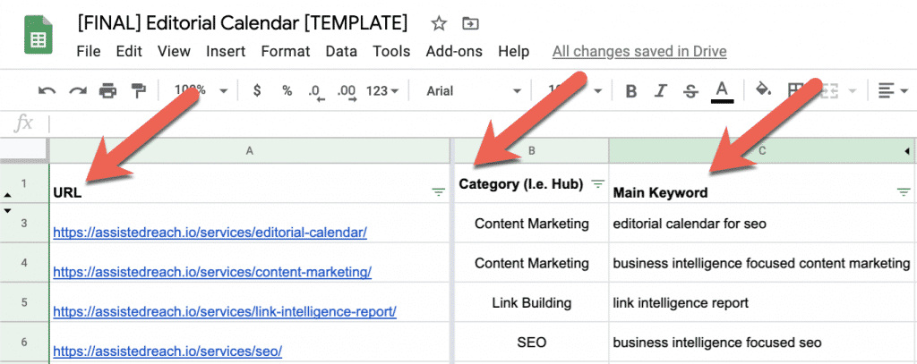 How to Build a Data-Driven Editorial Calendar for SEO [with Template] 28