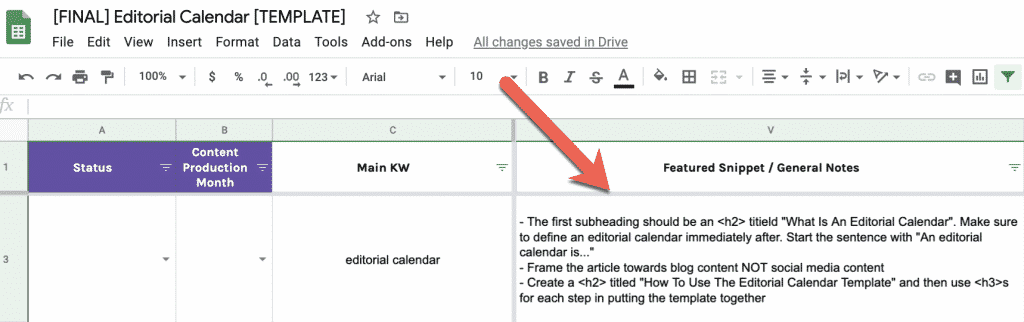 How to Build a Data-Driven Editorial Calendar for SEO [with Template] 40