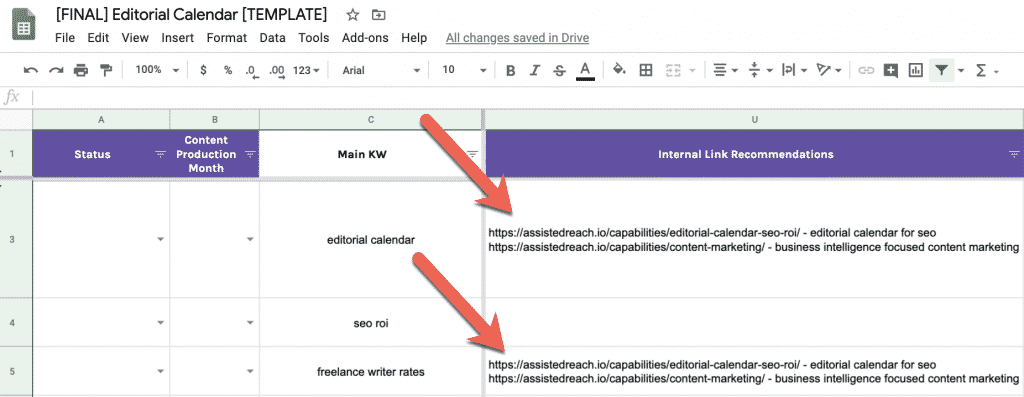 How to Build a Data-Driven Editorial Calendar for SEO [with Template] 37