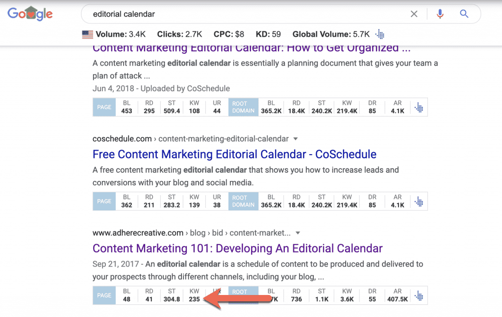 How to Build a Data-Driven Editorial Calendar for SEO [with Template] 5