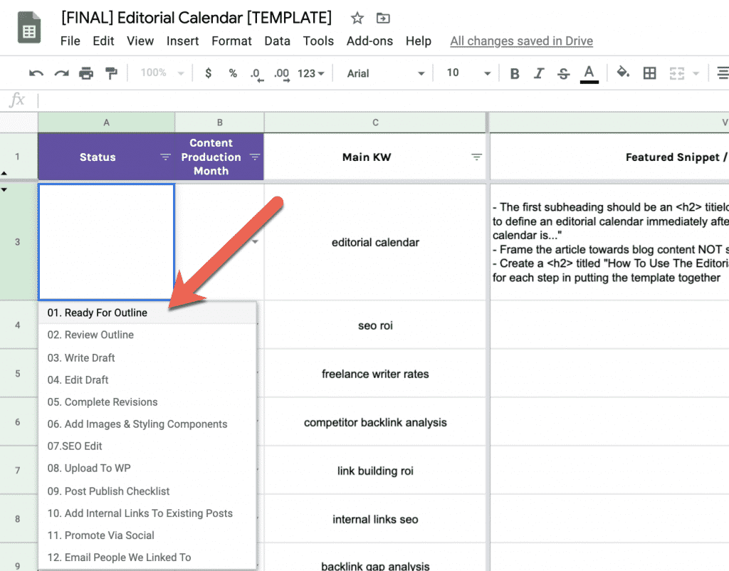 How to Build a Data-Driven Editorial Calendar for SEO [with Template] 41