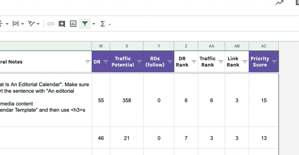 How to Build a Data-Driven Editorial Calendar for SEO [with Template] 39