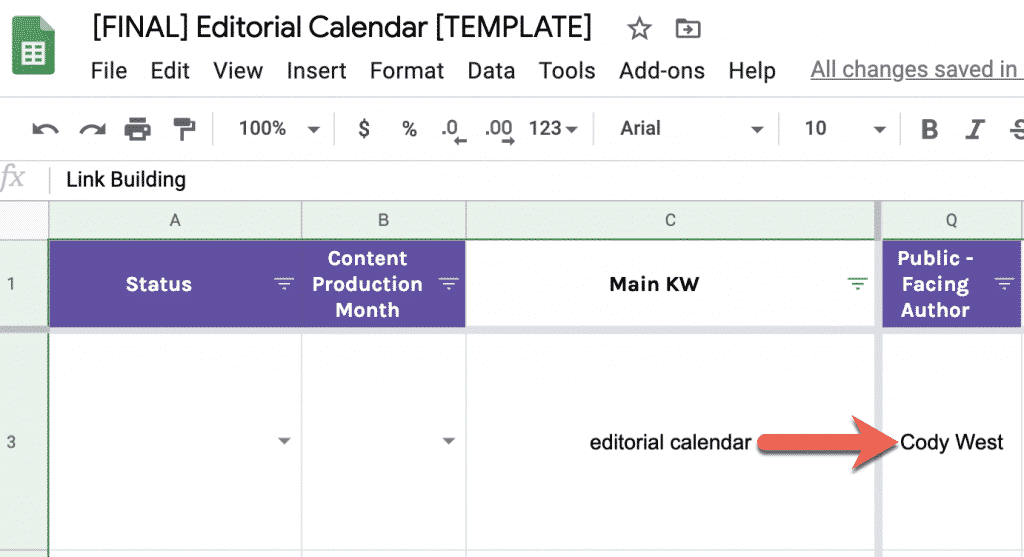 How to Build a Data-Driven Editorial Calendar for SEO [with Template] 12