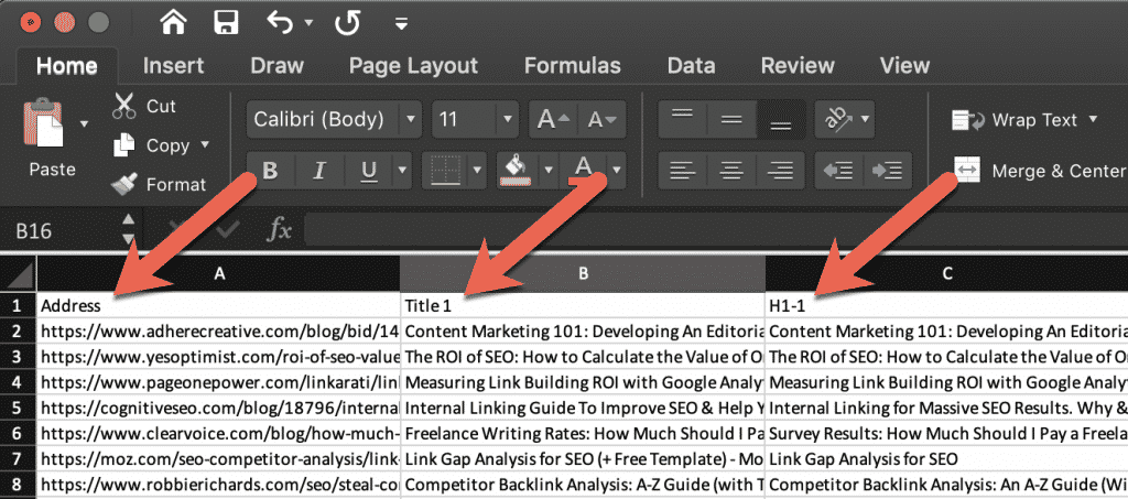 How to Build a Data-Driven Editorial Calendar for SEO [with Template] 18
