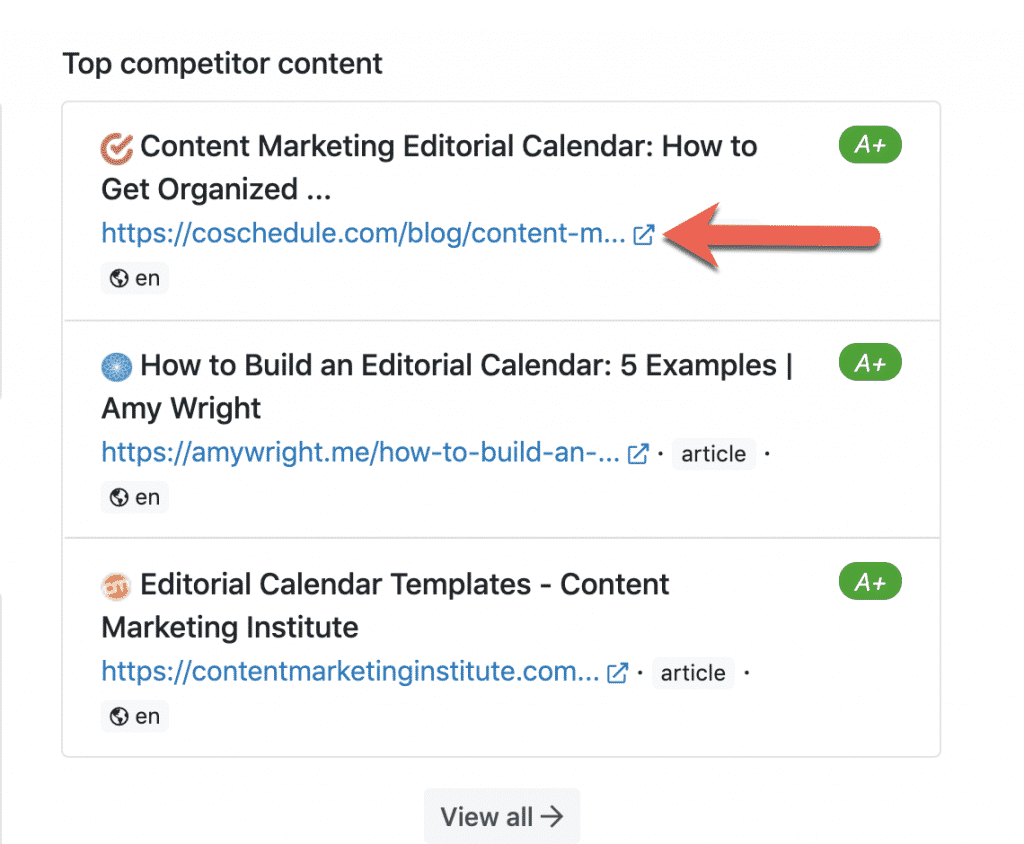 How to Build a Data-Driven Editorial Calendar for SEO [with Template] 26