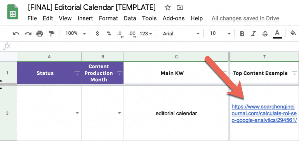 How to Build a Data-Driven Editorial Calendar for SEO [with Template] 27